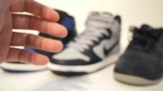 lacing tips how to lace nike dunk sb jordan 1 air force 1 s and on feet