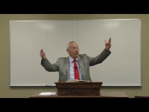 God Provides - Dr. John Blanchard (GPTS Chapel - 2016-04-06)