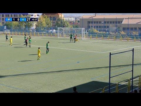 Fútbol-Liga territorial Juvenil-Grupo I-5ª Fecha Yagüe vs Berceo