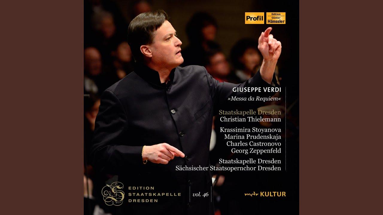 Download Messa da Requiem: IIj. Sequence. Lacrimosa