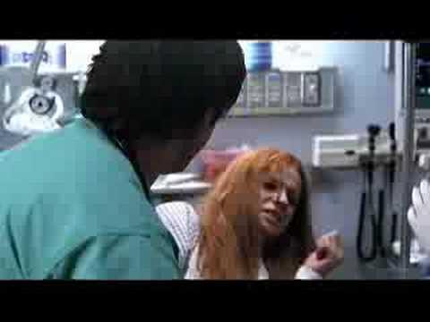 Odessa Rae in ER