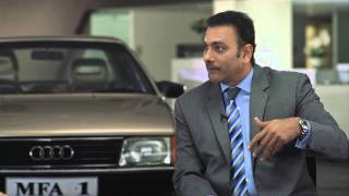 Audi Time with Ravi Shastri