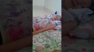 Mãe divulga vídeo da pequena Sarah, gravado poucas horas antes da morte da filha