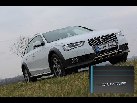 Audi A4 Allroad Quattro 2 0 TDI 2015 detailed review, sound and drive
