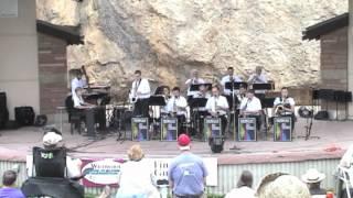 Boulder Buff - MCC Jazz Ensemble