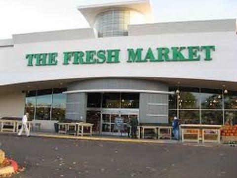 Русская Америка - обзор магазина The Fresh Market Orlando Fla 12.01.2015