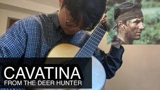 Cavatina from the deer hunter …