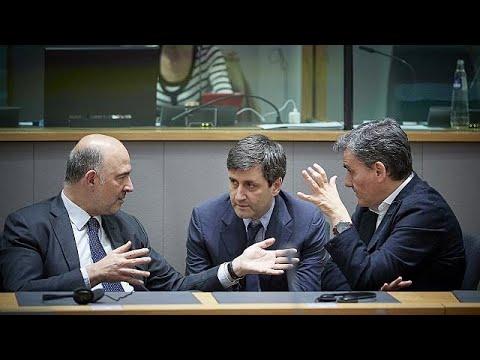 Σε θετικό κλίμα για την Ελλάδα ολοκληρώθηκε το Eurogroup