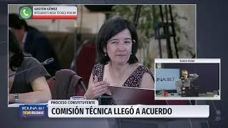 Estado Nacional en Duna: Gastón Gómez habla tras acuerdo en Proceso Constituyente