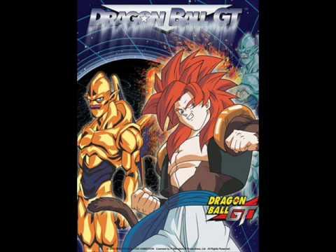 Dragonball gt opening theme Japanese
