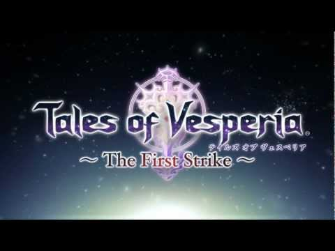 Tales of Vesperia ~The First Strike~ Trailer