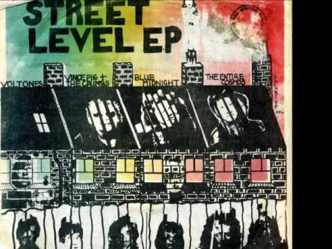 Street Level EP - Fuck Off Records  - 1980 / Blue Midnight  - 100 Things To Do Records  - 1982