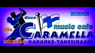 iskelma karaoke tanssibaari