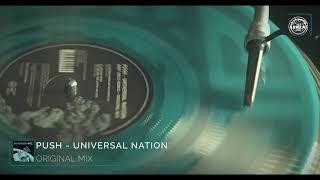 Push - Universal Nation (Original Mix) [Bonzai Vinyl]