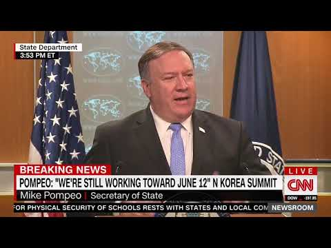Pompeo: I am 'Confident' U.S. Can Develop Common Approach With Europeans On Iran