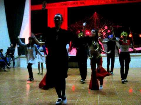 Màn Nhảy Dân Vũ : Trống Cơm