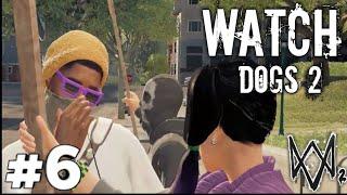 Watch Dogs 2 #6 DEMO HACKRER !!!