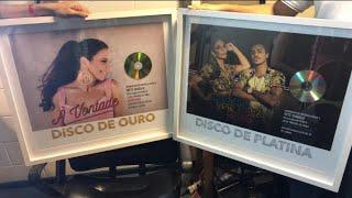 Baixar Ivete Sangalo Ganha Disco de Ouro e Platina com As Músicas