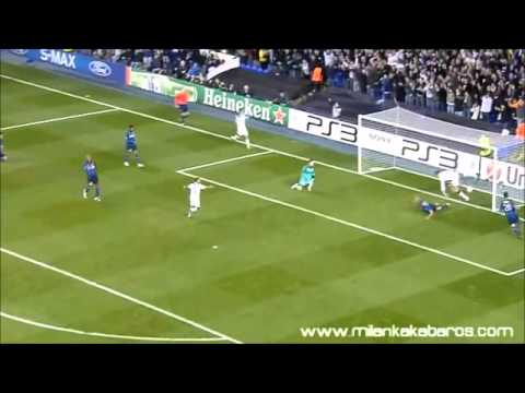 Gareth Bale beat Maicon and Inter!! Tottenham vs. Inter Milan 3:1 CL 2010/11 - YouTube