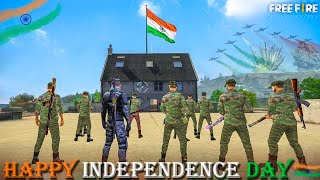 independence Day || Short Story || Free Fire || Kar98 Army