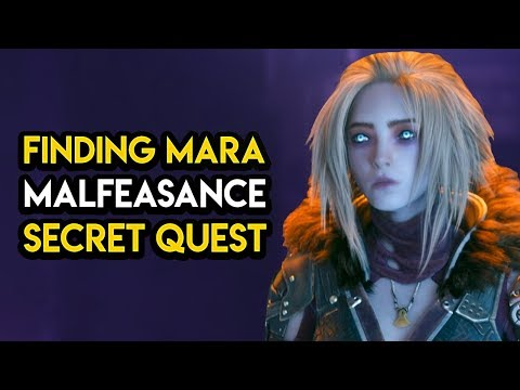 Destiny 2 - ENTERING MARA'S THRONE! Malfeasance Quest, Curse Secrets, Wish Ender, MORE!