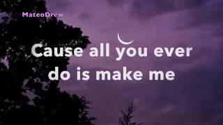 noah cyrus make me cry lyrics