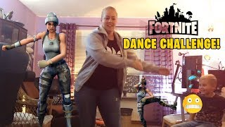 LIVE SMOOTHIE CHALLENGE + FORTNITE DANCE CHALLENGE!?🕺💃