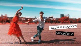 Ricky Martin - Vente Pa' Ca ft. Maluma / Justas & Eleonora (Dance Cover)