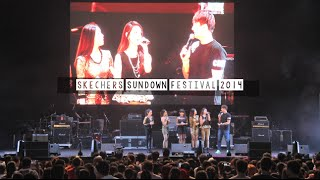 S.O.S at Skechers Sundown Festival ​​​| Beautiful Sexy Girl band