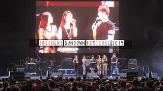 S.O.S at Skechers Sundown Festival | Beautiful Sexy Girl band