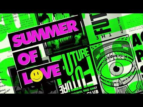 Summer Of Love - Nancy Noise Mini Mix - Classic Old Skool 80's Balearic House Mix