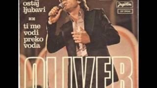 Gambar cover Oliver Dragojević - Nedostaješ mi ti