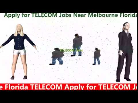 Apply for TELECOM Jobs Near Melbourne Florida