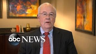 Ken Starr reacts to James Comey's testimony
