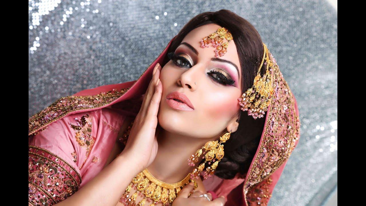 Walima Asian Bridal Makeover by Fahmida Ashiq - #Look 3 ...
