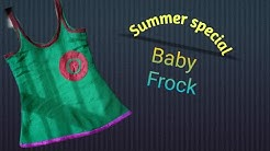 Summer special Simple baby frock cutting & stiching ( bache huye  kaprose banaye istarahsee )
