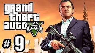 Grand Theft Auto 5 Gameplay Walkthrough Part 9 - Friend Request