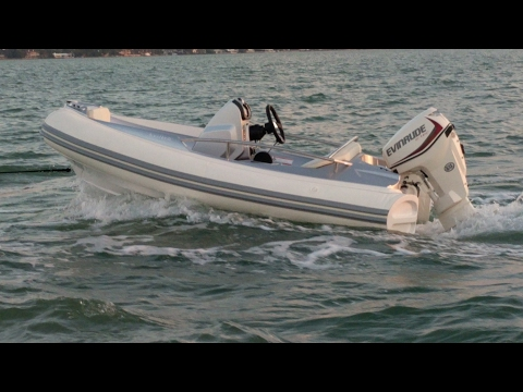 Argos Nautic 305 Yacht Tender (Sea Trial)