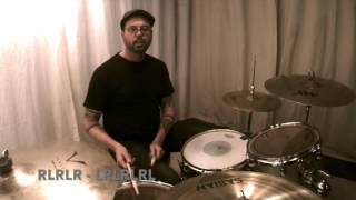Refused- Elektra drum cover and lesson by Andrew McMullen