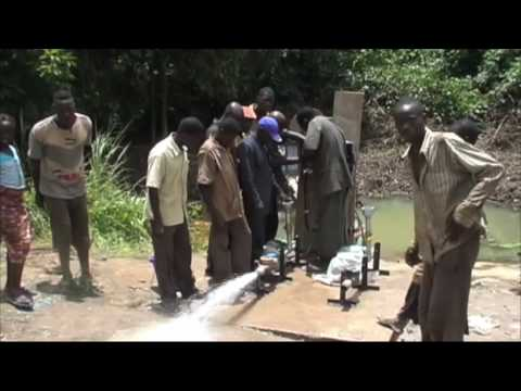 Solar Drip Irrigation Project - Benin, West Africa