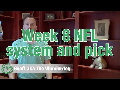Wunderdog Sports: NFL Week 8