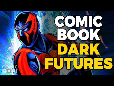 ALTERNATE FUTURES IN COMICS | The Elseworlds Exchange Podcast