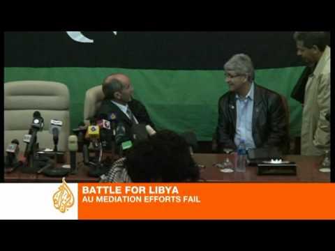AU mediation efforts fail
