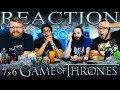 "Game of Thrones 7x6 REACTION!! ""Beyond the Wall"""