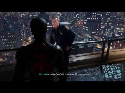 Download *THE ORIGINAL BLACK CAT* Walter Hardy - Marvel's Spider Man