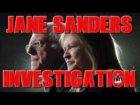THE TRUTH ABOUT THE JANE SANDERS INVESTIGATION