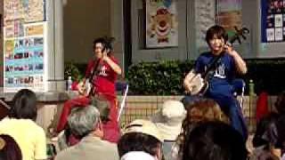 津軽三味線 2009.4.19 セ三昧ストリート.