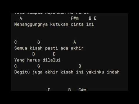 Manusia Bodoh - ADA Band CHORD LIRIK