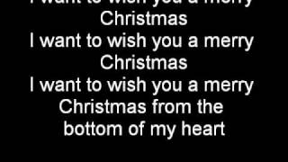 Repeat youtube video Feliz Navidad- Jose Feliciano lyrics [HQ]