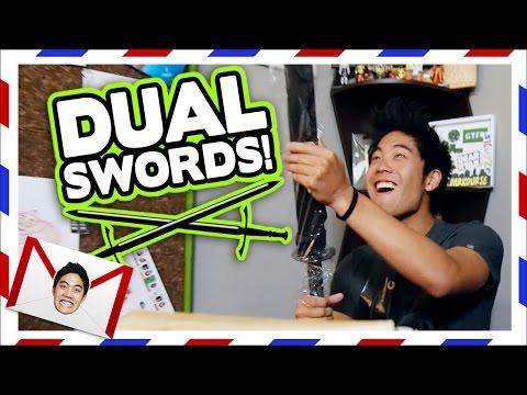 Dual Swords! (Teehee Time)